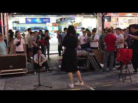 前程錦鏽「開場勵志振奮人心輕快歌曲」(2017-06-25)香港街頭藝人及唱作音樂人彭梓嘉老師