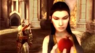 God of War: Chains of Olympus PS3. Видео из игры. Русский язык