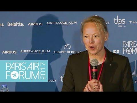 PARIS AIR FORUM | Quels sont les nouveaux business créés par l'espace ?