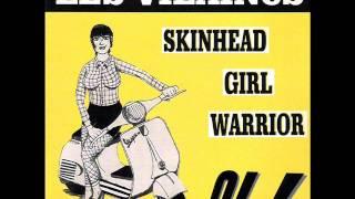 Les Vilains   Skinhead Girl Warrior  (Warzone Cover)