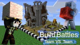 Rywal po mojej stronie - Team Build Battle #11 /w BorowPL