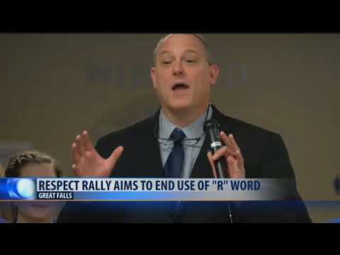"""""""Respect rally"""" held at Great Falls Central Catholic High School"""
