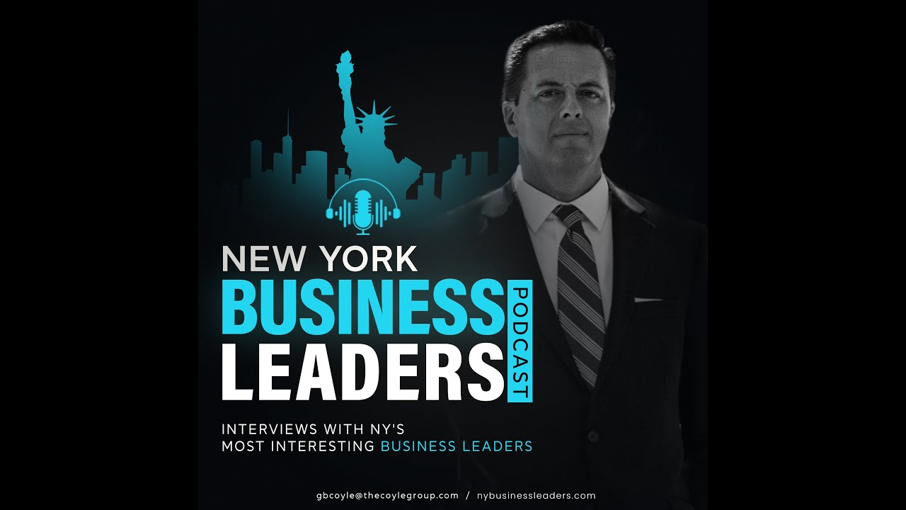 Mitch Brill Joins The New York Business Leaders Podcast
