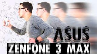 ASUS ZENFONE 3 MAX: БЫСТРЫЙ ОБЗОР