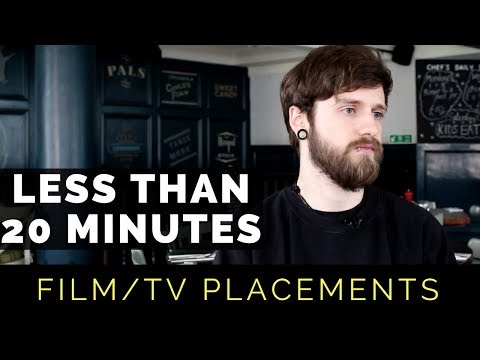 Everything You Need To Know About Television And Film Placements | Music Gateway Interview