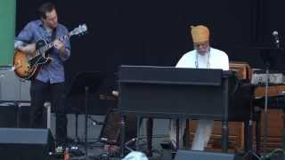 Dr. Lonnie Smith Trio - Charlie Parker Jazz Festival 2015
