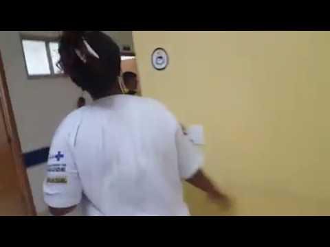 Vereador Flagra médico público dormindo em horário de trabalho.. deu Ruim pra eles o Boca chegou