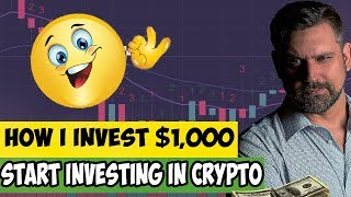 How I Invest $1,000 into Cryptocurrency 🚀💪 Potential ROI: $26,170