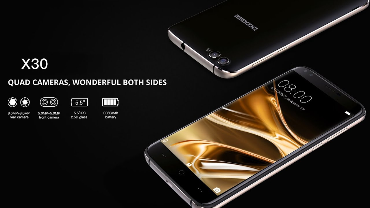 SUNSKY - [HK Stock] DOOGEE X30, 2GB+16GB