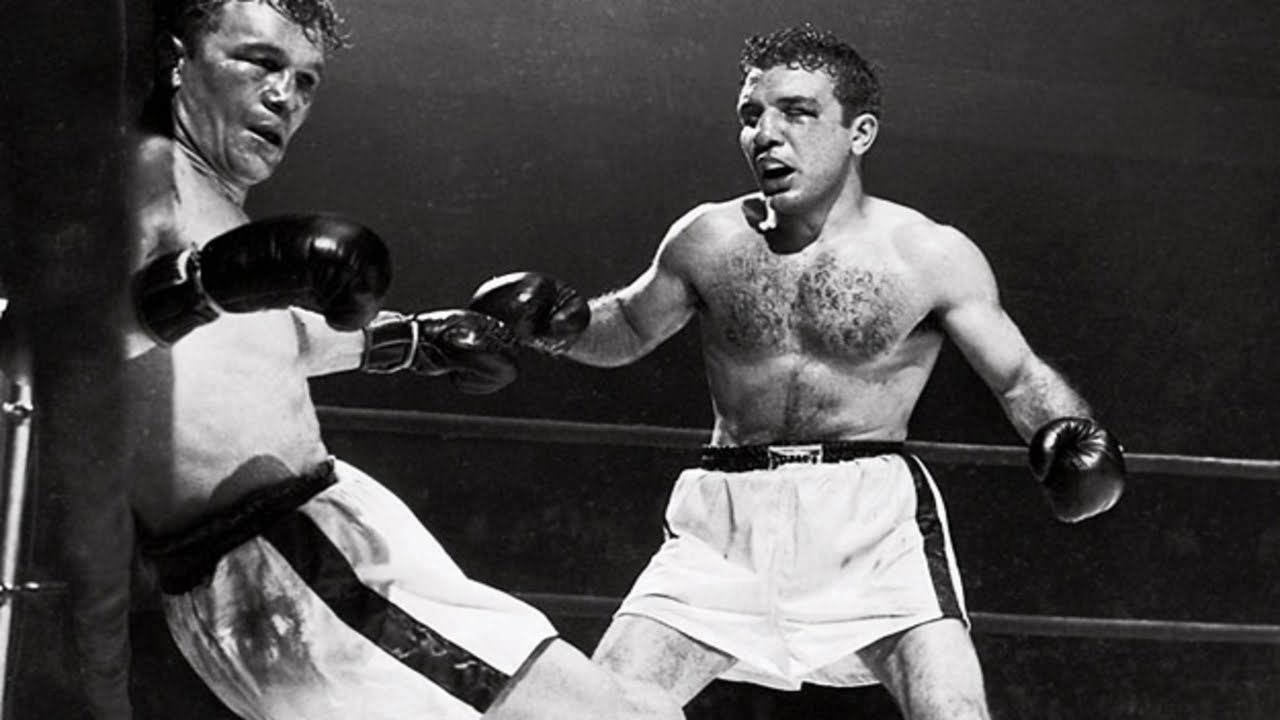 Jake Lamotta The Raging Bull Youtube