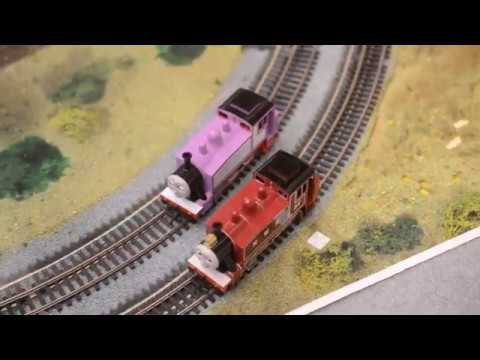 Bachmann Red Rosie Review And First Run