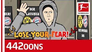Borussia Dortmund vs FC Bayern München - Der Klassiker Song - Powered By 442oons