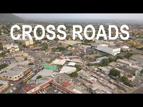 Cross Roads, Kingston, Jamaica