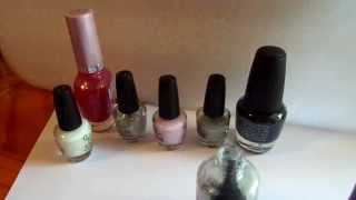 DIY: Make & Mix your own Nail Polish Color. 2013 is all about never before seen nail colors