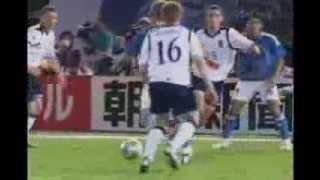 Japan 2 Scotland 0 Kirin Cup 2009