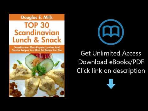 Top 30 Scandinavian Most-Popular Lunch And Snack Recipes