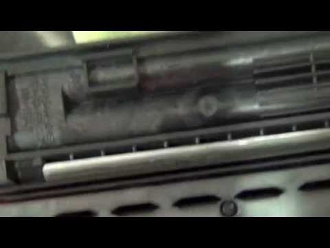 """""""Ricoh mpc drum problem"""" Clean charge roller on rioch, copy quality on ricoh photocopier"""