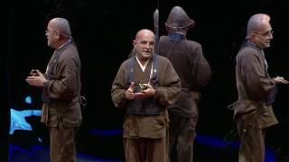 Meditazione 3.0, la cura del pensiero | Maestro Tetsugen Serra | TEDxPadova