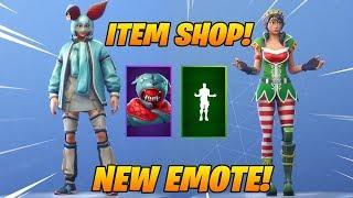 *NEW* IDK EMOTE! & ANIMAL JACKETS SKINS RETURNED! Fortnite Item Shop January 20, 2019