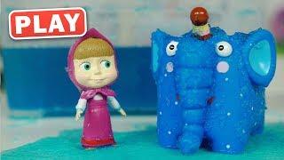 КукуРlay - Маша и Медведь и Волшебное озеро - Поиграйка с Викой