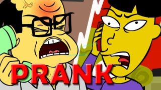 Repeat youtube video Angry Asian Restaurant Prank Call (ANIMATED) - Ownage Pranks