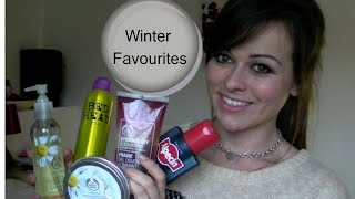 Winter Beauty Favourites! 2014 Thumbnail