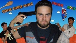 Unfair Mario - Come farsi male - Ogni Morte una Legnata