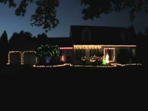 Hammacher schlemmer christmas outdoor light sound show youtube hammacher schlemmer christmas outdoor light sound show aloadofball Image collections