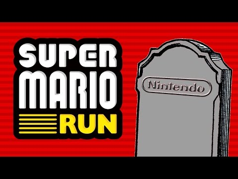 IS SUPER MARIO RUN THE DEATH OF NINTENDO?
