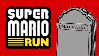 IS SUPER MARIO RUN THE DEATH OF NINTENDO?