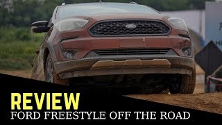 Ford Freestyle off road experience in Delhi