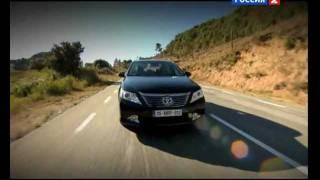 Тест-драйв Toyota Camry 2012 // АвтоВести 37
