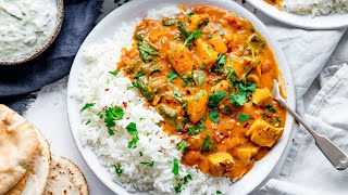 My Quick And Easy Chicken Curry Recipe | Perfect Family Dinner