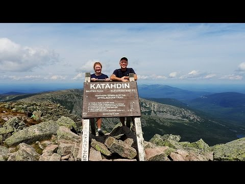 Mount Katahdin - Baxter Peak - Hunt Trail