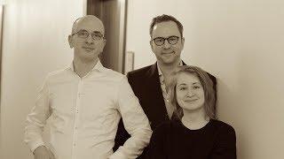 """""""Zwei Männer 3 Welten"""" – Krömer & Friends mit Margarete Stokowski"""
