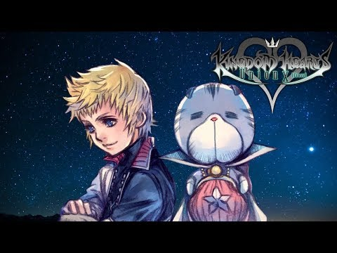 THE VIRUS - Let's Watch - Kingdom Hearts Union Cross, Unchained χ, Back Cover - Main Story Update