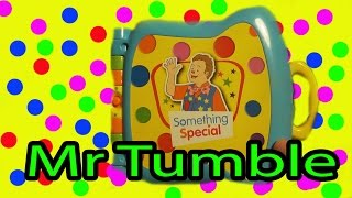 Mr. Tumble Interactive Play and Learn Book.
