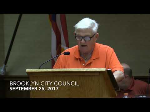 Brooklyn City Council 9/25/17