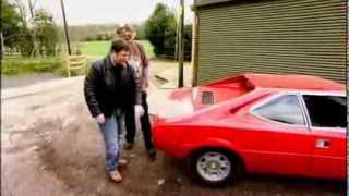 Throttle Back Friday - Ferrari Dino 308 GT4