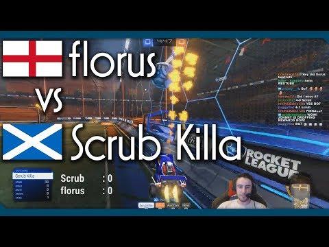Can florus redeem himself vs Scrub Killa?