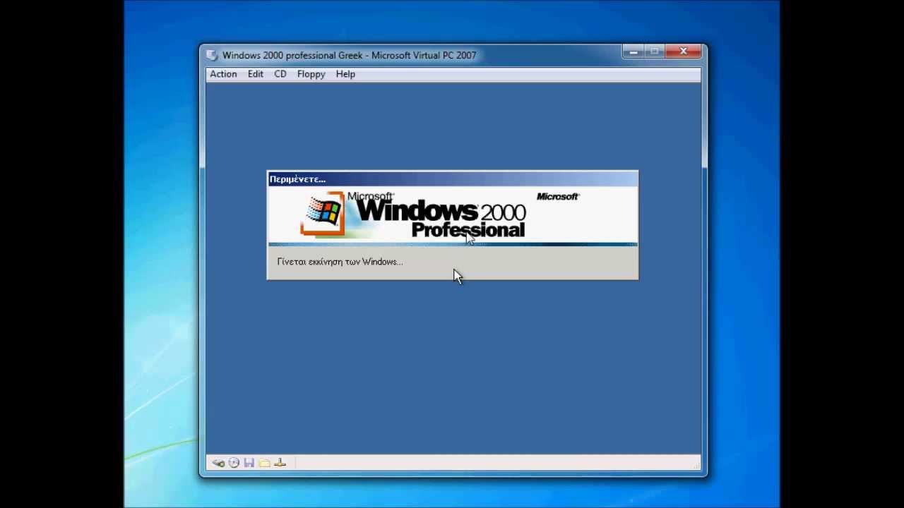 windows 2000 professional sp4 español iso