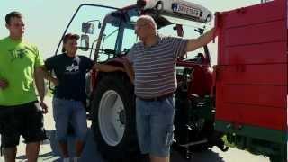 Fahrschule Scharinger Lehrvideo 3: Traktor Übungen