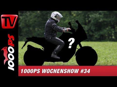 KTM 1290 Super Adventure Erlkönig, neue Triumph Daytona 765 und vieles mehr! 1000PS Wochenshow #34