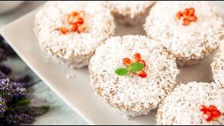 Десерт за 5 Минут БЕЗ ВЫПЕЧКИ из ДВУХ Ингредиентов | Творожный Десерт без Сахара к Чаю