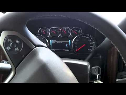 2014 Chevy High Country Review
