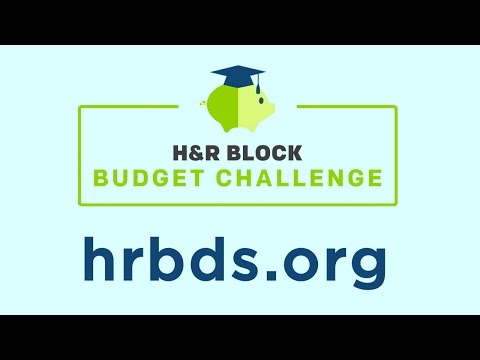 H&R Block Budget Challenge: Teens Master Personal Finance While Competing for $3 Million in Prizes