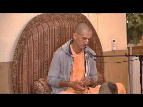 Шримад Бхагаватам 4.21.24 - Мурари Гупта прабху