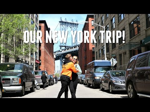 OUR NEW YORK TRIP!