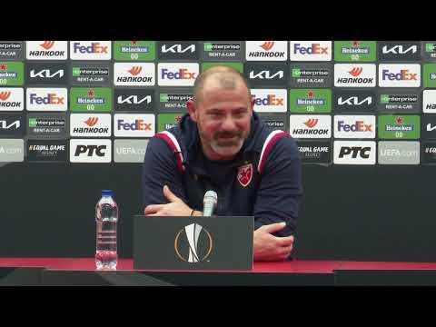 Stanković posle Milana: Verovali smo da možemo - Crvena zvezda