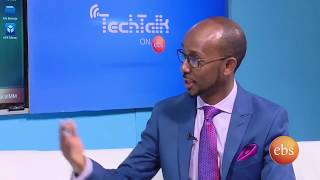 S11 Ep. 6 - Special Show From Ethio ICT EXPO in Addis Ababa [Part 1] - TechTalk With Solomon
